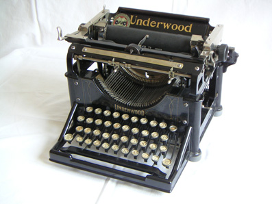 Machine ecrire - Machine a ecrire underwood ...
